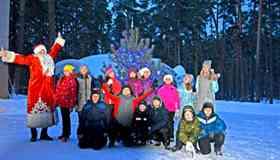 Фотогалерея зимней школы - 2017